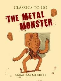 Cover Metal Monster