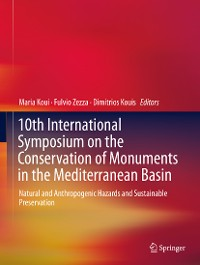 Cover 10th International Symposium on the Conservation of Monuments in the Mediterranean Basin