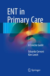 Cover ENT in Primary Care