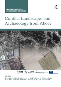 Cover Conflict Landscapes and Archaeology from Above