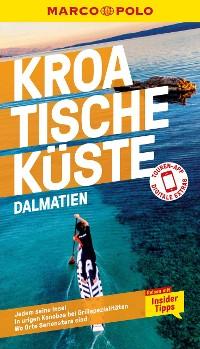 Cover MARCO POLO Reiseführer Kroatische Küste Dalmatien