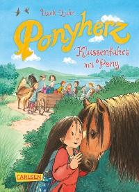Cover Ponyherz 9: Klassenfahrt mit Pony