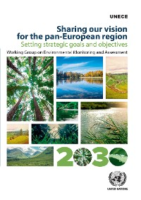Cover Sharing Our Vision for the Pan-European Region