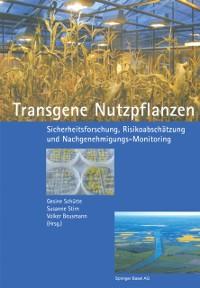 Cover Transgene Nutzpflanzen