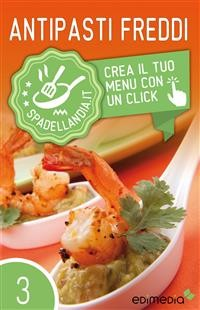 Cover Antipasti freddi