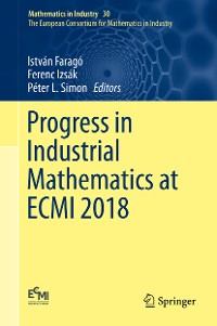 Cover Progress in Industrial Mathematics at ECMI 2018