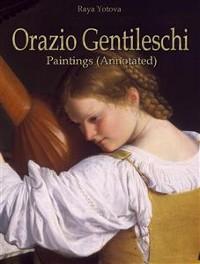 Cover Orazio Gentileschi: Paintings (Annotated)