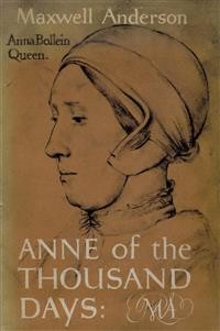 Cover Anne of the Thousand Days