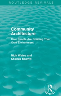 Cover Community Architecture (Routledge Revivals)