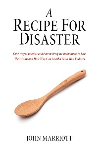 Cover A Recipe for Disaster