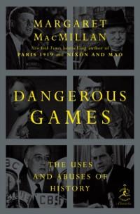 Cover Dangerous Games