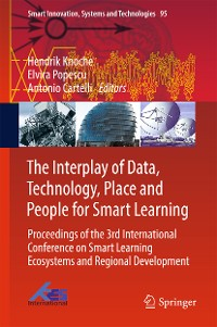 Cover The Interplay of Data, Technology, Place and People for Smart Learning