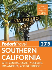 Cover Fodor's Southern California 2015
