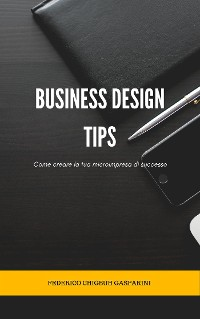 Cover Business Design Tips