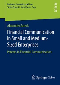 Cover Financial Communication in Small and Medium-Sized Enterprises
