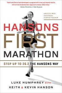 Cover Hansons First Marathon