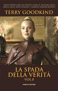 Cover La Spada della Verità vol. 8