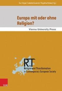 Cover Europa mit oder ohne Religion?
