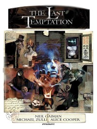 Cover The Last Temptation