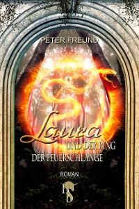 Cover Laura und der Ring der Feuerschlange