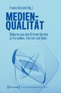 Cover Medienqualität