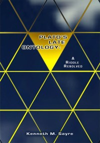 Cover Plato's Late Ontology