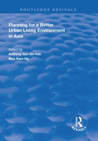 Cover Planning for a Better Urban Living Environment in Asia