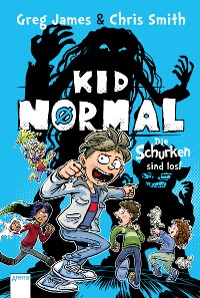 Cover Kid Normal (2). Die Schurken sind los!