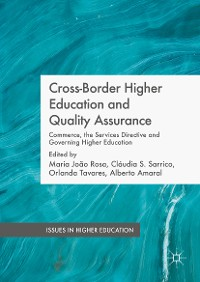 Cover Cross-Border Higher Education and Quality Assurance