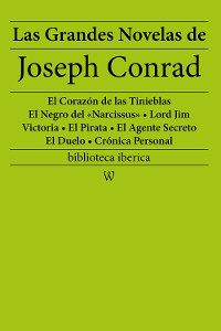 Cover Las Grandes Novelas de Joseph Conrad