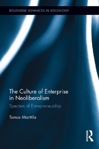 Cover Culture of Enterprise in Neoliberalism