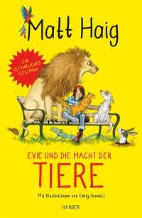 Cover Evie und die Macht der Tiere