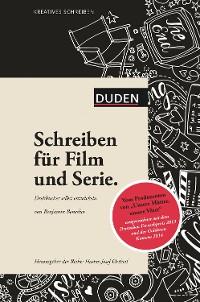 Cover Kreatives Schreiben - Schreiben für Film und Serie