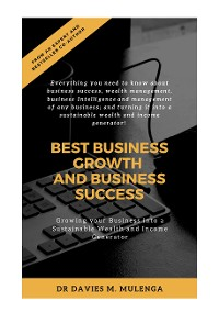 Cover Best Business Growth and Business Success