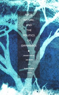 Cover Race, Nature, and the Politics of Difference