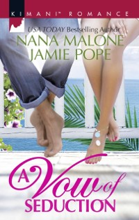 Cover Vow Of Seduction: Hot Night in the Hamptons / Seduced Before Sunrise
