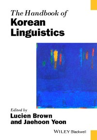 Cover The Handbook of Korean Linguistics