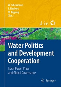 Cover Water Politics and Development Cooperation