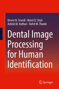 Cover Dental Image Processing for Human Identification