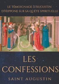 Cover Les Confessions de Saint Augustin