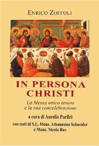 Cover In persona Christi