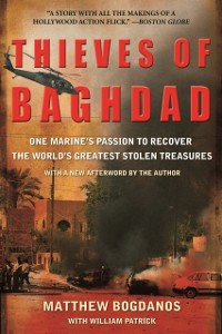 Cover Thieves of Baghdad