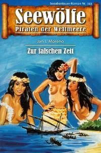 Cover Seewölfe - Piraten der Weltmeere 743