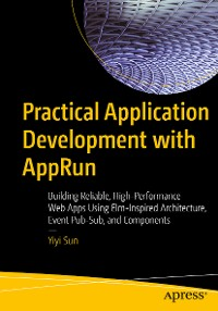 Cover Practical Application Development with AppRun