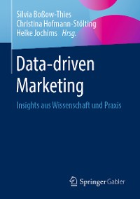 Cover Data-driven Marketing