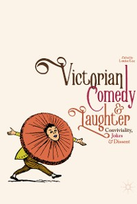 Cover Victorian Comedy and Laughter