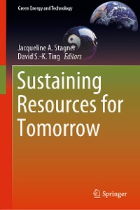 Cover Sustaining Resources for Tomorrow