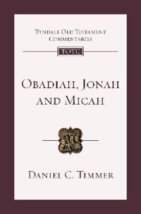 Cover Obadiah, Jonah and Micah