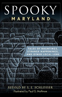Cover Spooky Maryland