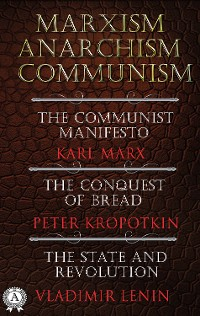 Cover Marxism. Anarchism. Communism